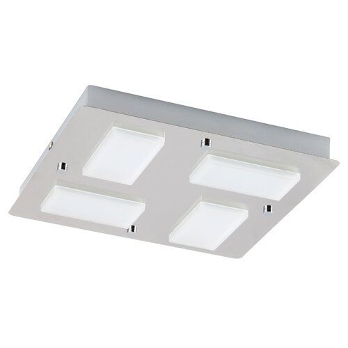 Led Deckenleuchte 4 Flammig Laleia Brayden Studio Led Ceiling Spotlights Flush Ceiling Lights Ceiling Spotlights