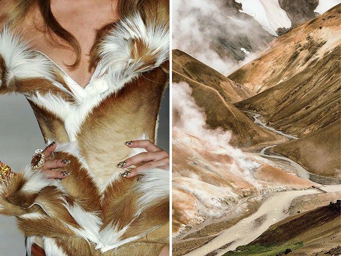 La #moda si ispira alla natura: ecco gli stupendi abiti di #LiliyaHudyakova