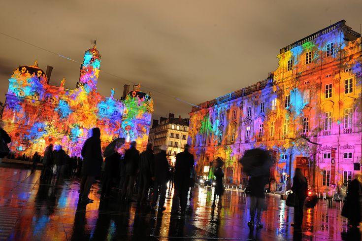 Fête des lumières  #ColourfulXmas Tatty Devine