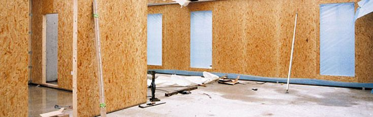 KronoFrance - Kronoply OSB 3 Square-edge boards