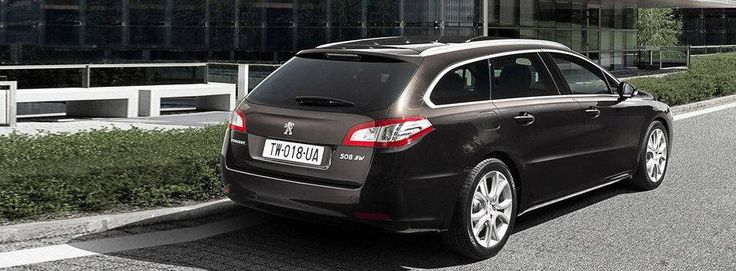 PEUGEOT 508 SW BlueHDI 120 CV Business EAT6  Per info: http://www.rent360.it/it/offerta/1906-PEUGEOT-508-SW