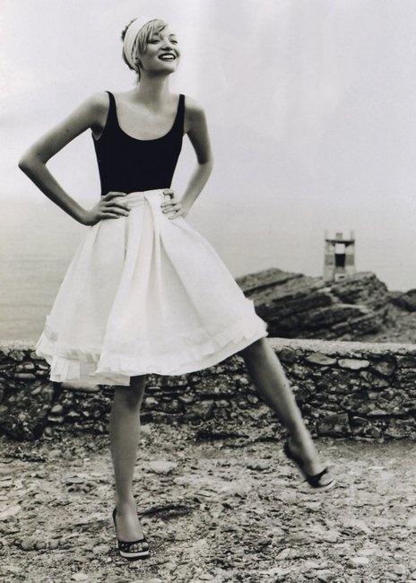 Gemma Ward, I have an obession :)