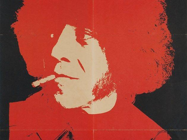 """Originales Blues Konzertplakat """"Alexis Korner"""", ca. 1969"""
