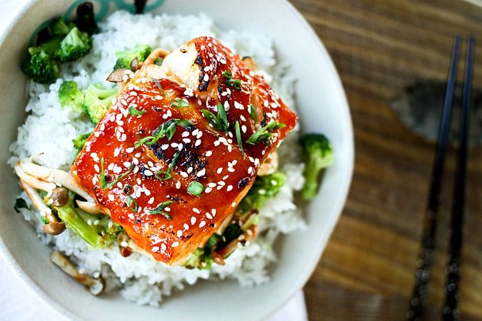 Korean Miso and Honey Glazed Cod. foodiewithfamily.com #fish #lent