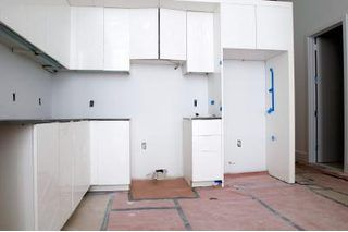 How to Paint Unfinished Cabinets | eHow