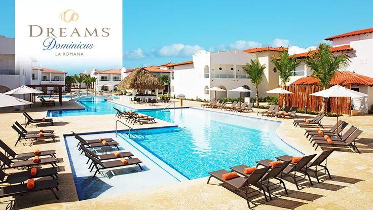 La Romana Vacations - Dreams Dominicus La Romana - All-Inclusive - Brand New Unlimited Luxury All-Inclusive resort in one of the most beautiful beaches of the Dominican Republic.