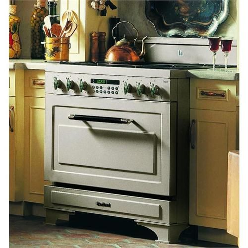 Country Kitchen Fridge: Country Range From Heartland Appliances, Model: 3630B