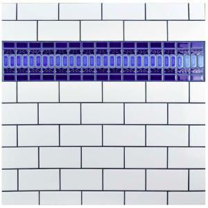 Merola Tile Park Slope Subway Glossy White 3 In X 6 Ceramic Wall 17 Sq Ft Case TilesHome Depot