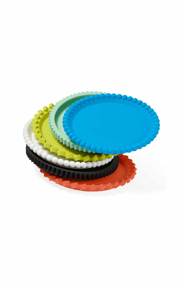 Main Image - MoMA Design Store Set of 6 Geo Stacking Coasters