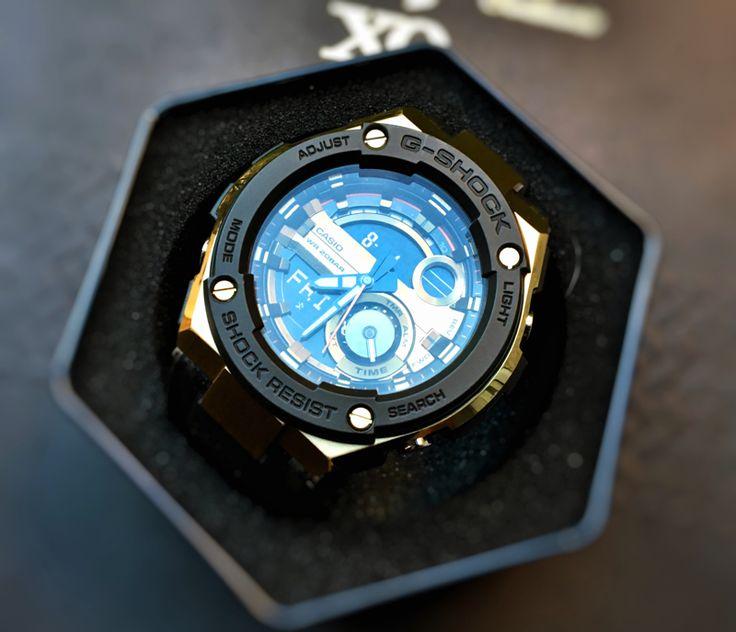 G-Shock G-STEEL GST-200CP-9A