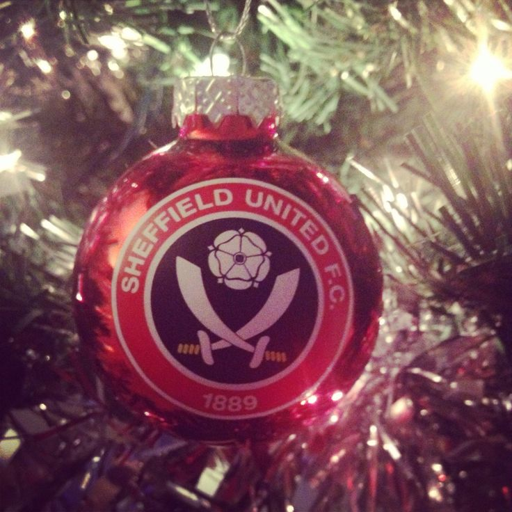 Sheffield United Bauble