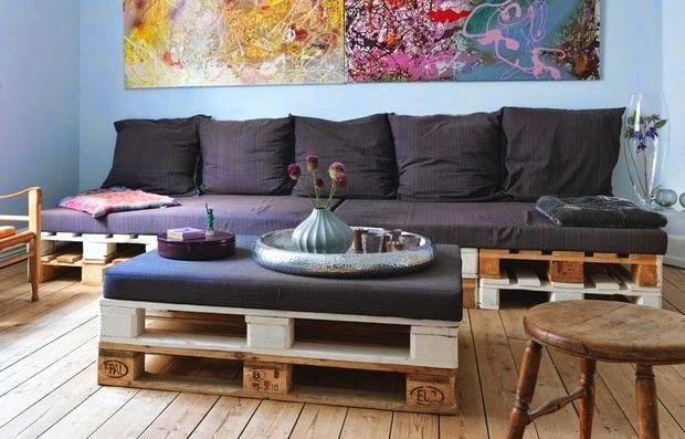 sofa couch selber bauen ideen paletten