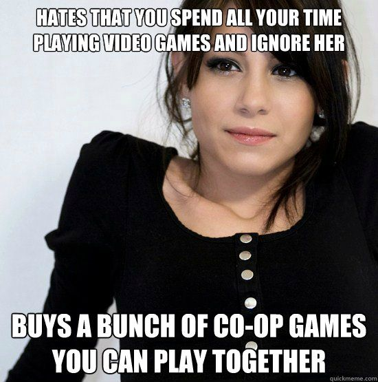 : Awesome Girlfriend