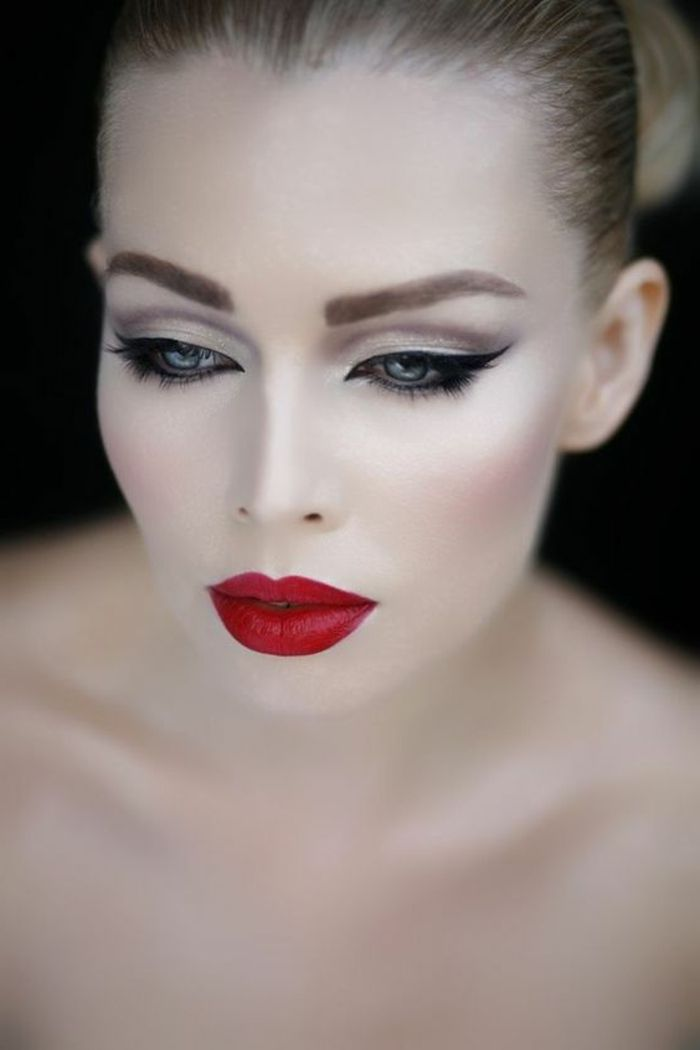 960 best maquillage images on pinterest flawless makeup. Black Bedroom Furniture Sets. Home Design Ideas