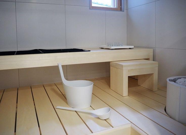 Sauna kohteessa Cubo, Asuntomessut 2016 Seinäjoki - Etuovi.com Sisustus