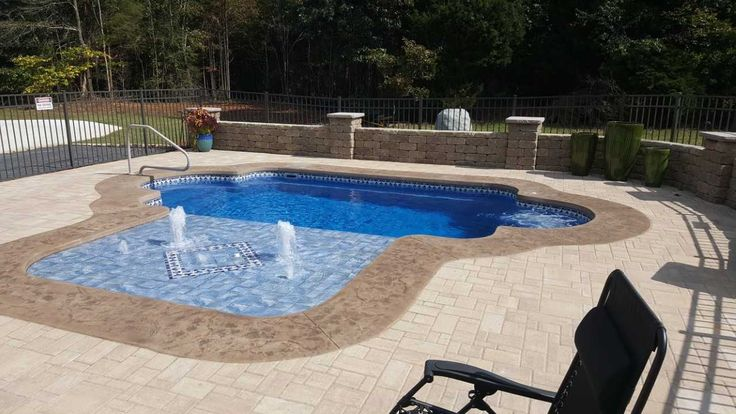 Best 25 Fiberglass Swimming Pools Ideas On Pinterest Fiberglass Pools Fiberglass Inground