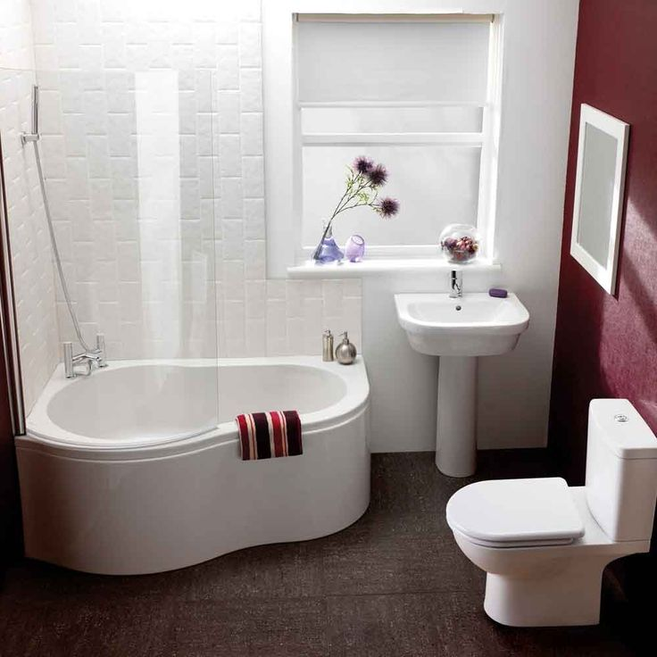 17 Best images about Bathroom ideas – Small Tubs for Small Bathrooms