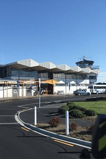 A beautiful look at Invercargill Airport