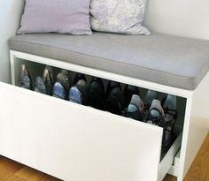 Orden på rotet med smart oppbevaring   Oppbevaring og garderobe  