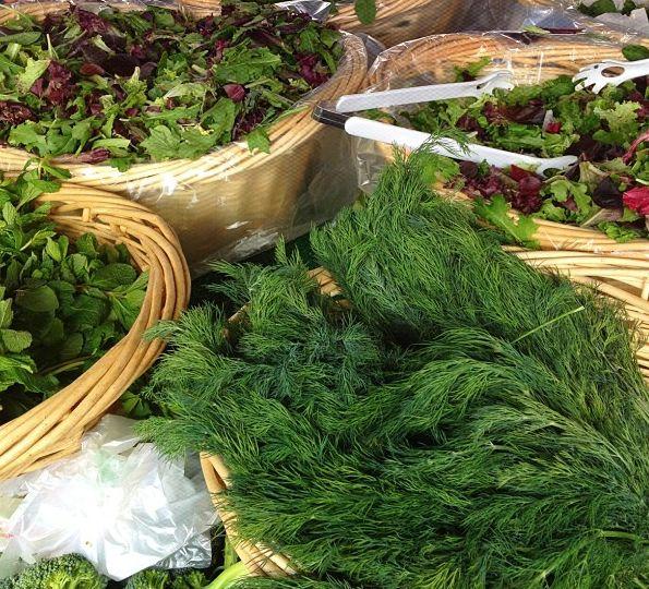 Spring Foods And Health | Food Shui Links I Love | The Tao of Dana
