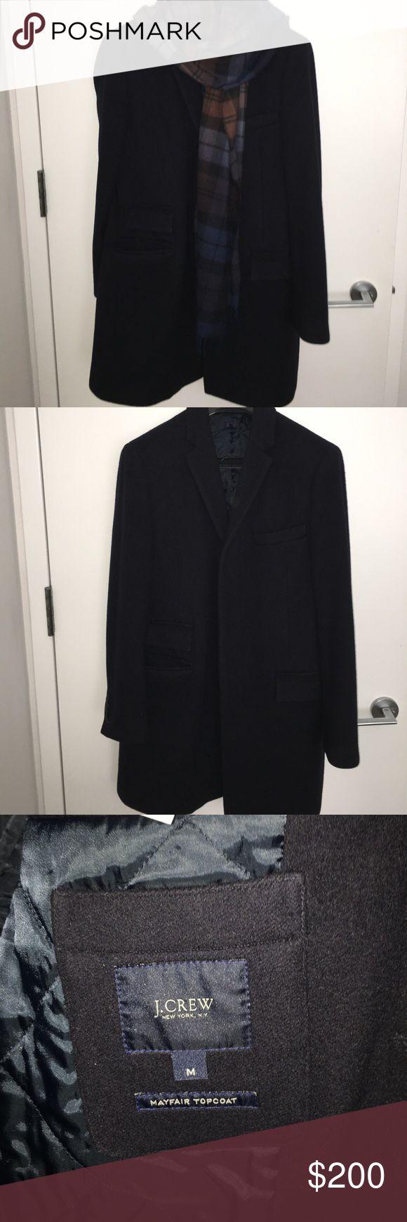 J crew navy blue topcoat Jcrew navy blue topcoat J. Crew Suits & Blazers Sport Coats & Blazers