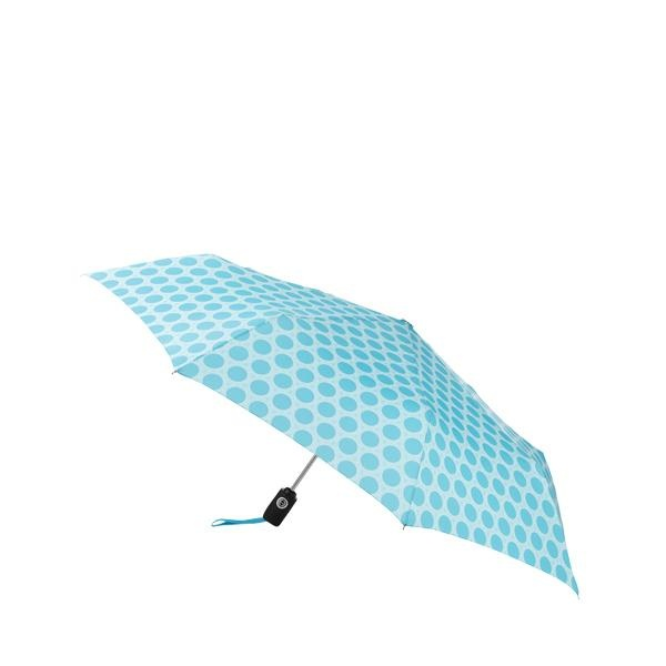 This Totes brand automatic umbrella is equal parts sturdy, convenient and fashionable.