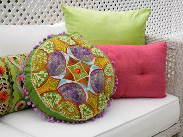 Best Great Color Combos Images On Pinterest Colors Color - Bright pink green colors outdoor home decorating romantic style
