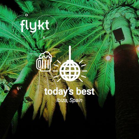 Today's Best, Ibiza Beach Party! #spain #mediterranean #party #nightlife #ibiza