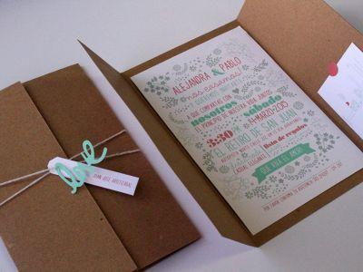 Ten las mejores invitaciones para matrimonio ¡en sólo 3 pasos!