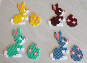 Easter hama beads by flepi