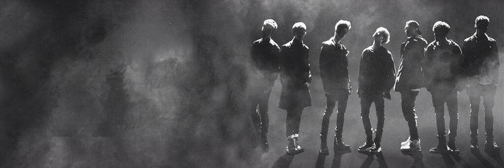 iKON Wallpaper  Set: iKONCERT 'Show time tour in Seoul' Cr: iKONGraphic