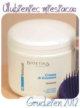 Jak dbać o długie włosy?: Ulubieniec miesiąca - Grudzień 2012: Maska Bioetika