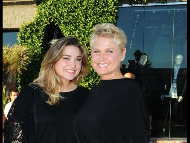 Xuxa monta empresa para Sasha alavancar carreira na moda e investe R$ 16 milhão http://ift.tt/2vxDwuo