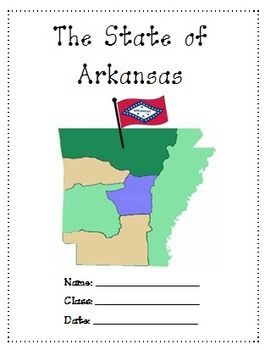 Arkansas - A research project is a 15 pages study on Arkansas. Use it as a class test or research project.Download Preview File - Please view The Arkansas preview file prior to purchasing as the preview is all the resources in this pack. Please ensure that the resource is appropriate for your grade level prior to purchasing.What included:20 fill in the blank questions12 short essay questions 1 label the counties map 1 label the Cities map1 label the regions map1 color/colour the flags1…
