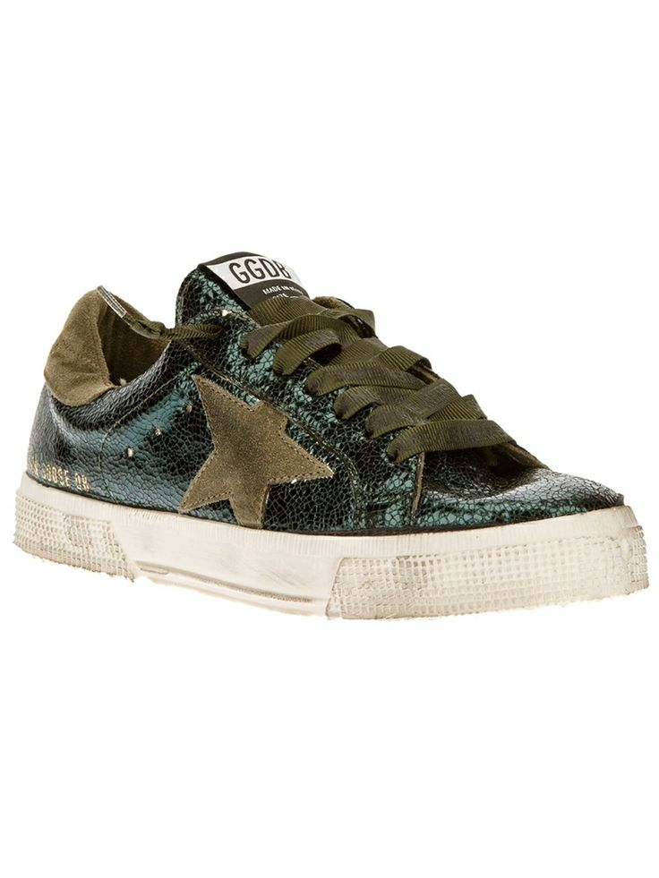 Just in case you get stranded on an island, you will probably want a pair of Golden Goose