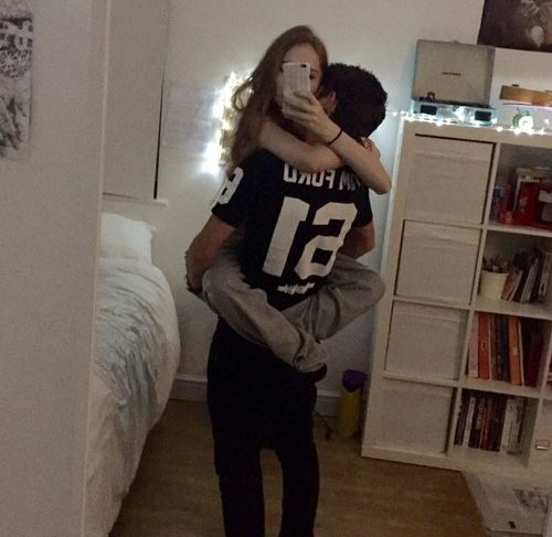 real relationship goals cuddling