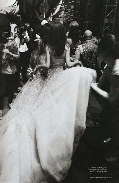 christian-dior-backstage by {this is glamorous}, via Flickr