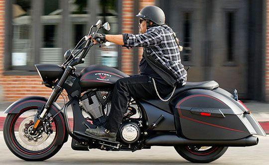 2013 Models Victory Motorcycle Baggers