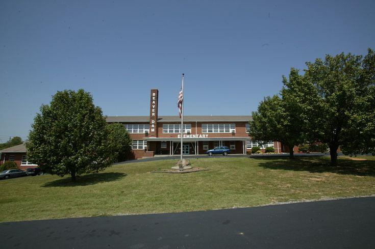 Beaver Dam Kentucky | Beaver Dam, KY : Beaver Dam Elementary School (Old BDHS High School
