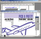 How To Do Desktop Publishing and Desktop Printing: A document being prepared in desktop publishing software.