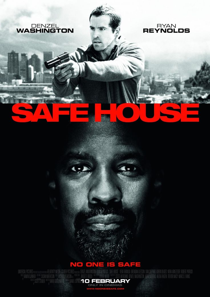 A young CIA agent, Ryan Reynolds is tasked with looking after a fugitive, Denzel Washington in a safe house. But when the safe house is attacked.