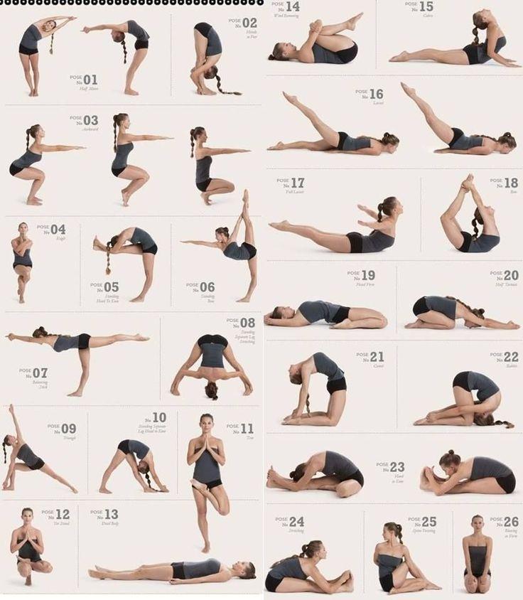 Система похудения йоги