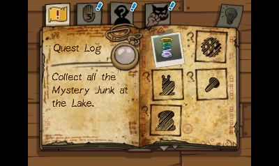 """Teen Game Review: """"Gravity Falls: Legend of the Gnome Gemulets"""" 3DS - Dis411"""