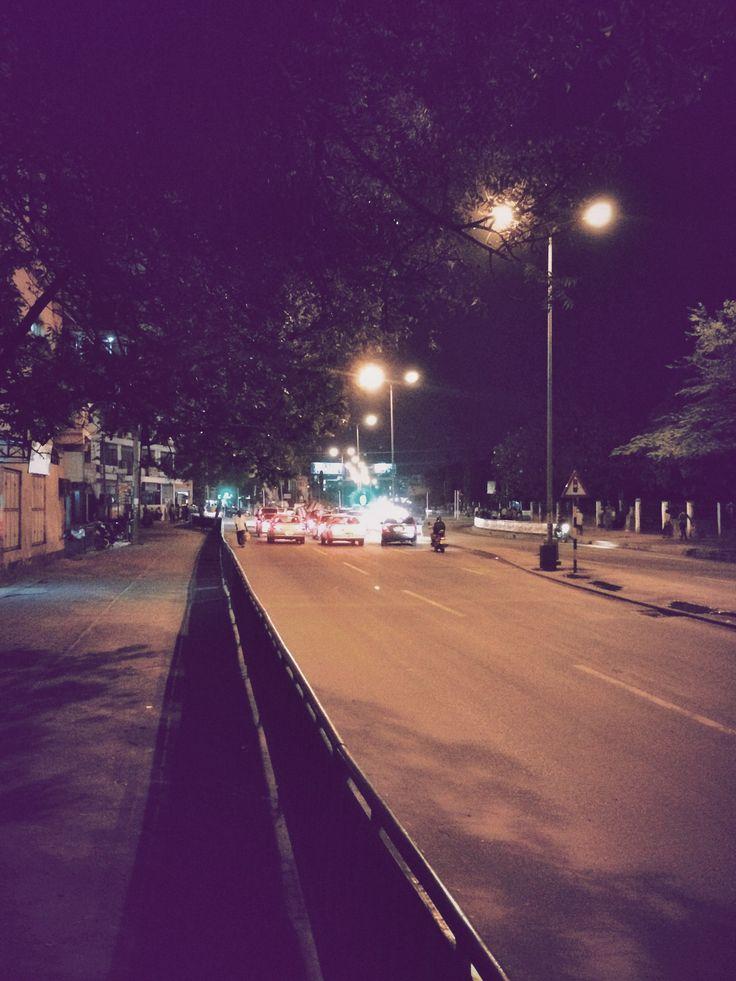 Mnazi Mmoja Streets