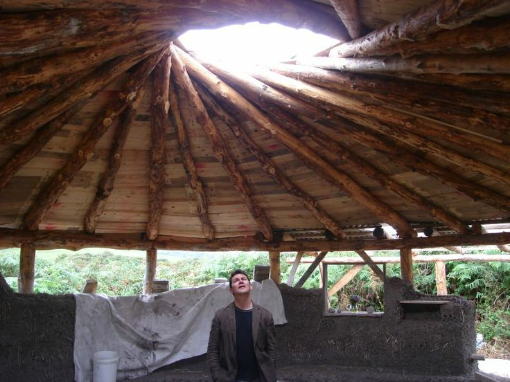 the cob houses ulrike s completed cob house which