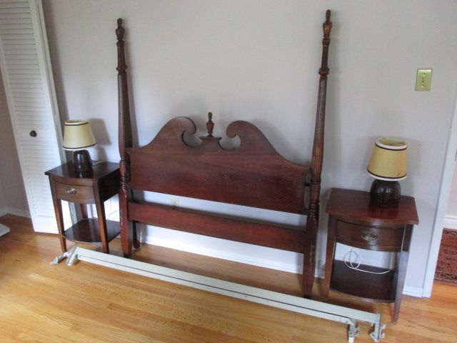 POST BED Estate sale from graceful Bell's Corners home – 70 Ridgefield Crescent, Ottawa ON. Sale will take place SUNDAY, May 24th 2015, from 9am to 2pm. Visit www.sellmystuffcanada.com for full sale description and photos of all available items! #70Ridgefield #SMSO