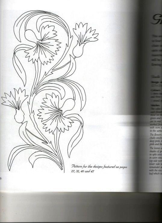 (603) Gallery.ru / Фото #28 - Jane Rainbow.Crewel Embroidery - irislena