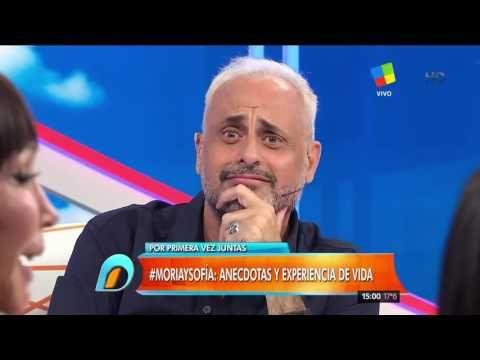 """Moria """"De chica, Sofía leyó Pocahontas gay"""""""