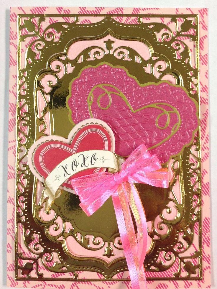 78 best AG - Love images on Pinterest | Anna griffin cards, Diy ...