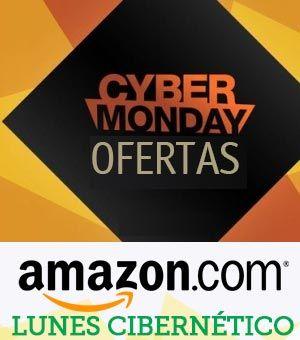 Mejores ofertas de Amazon lunes cibernético. Aprovechas los precios más bajos al comprar en Amazon Cyber Monday. Descuentos en ropa, electrónicos y más